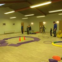 aktiviteter for barn gym